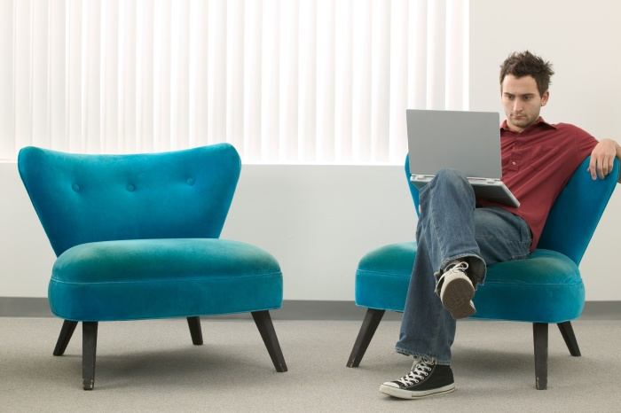 Kancelářský nábytek doma a v práci